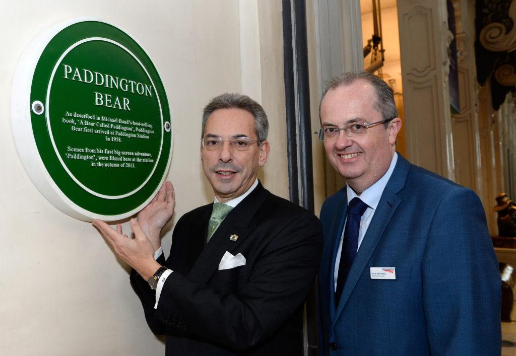 Paddington Gets A Green Plaque Paddington