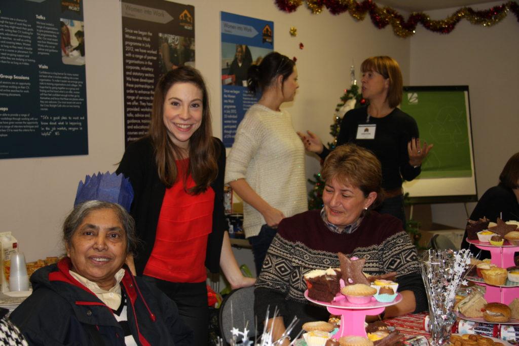 Thinking Community at Christmas - Paddington