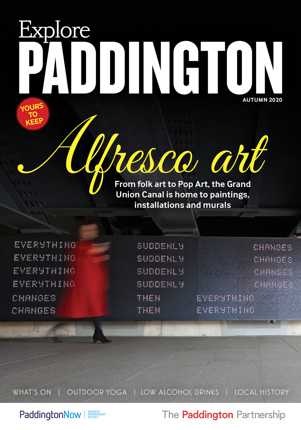 Explore Paddington, 
