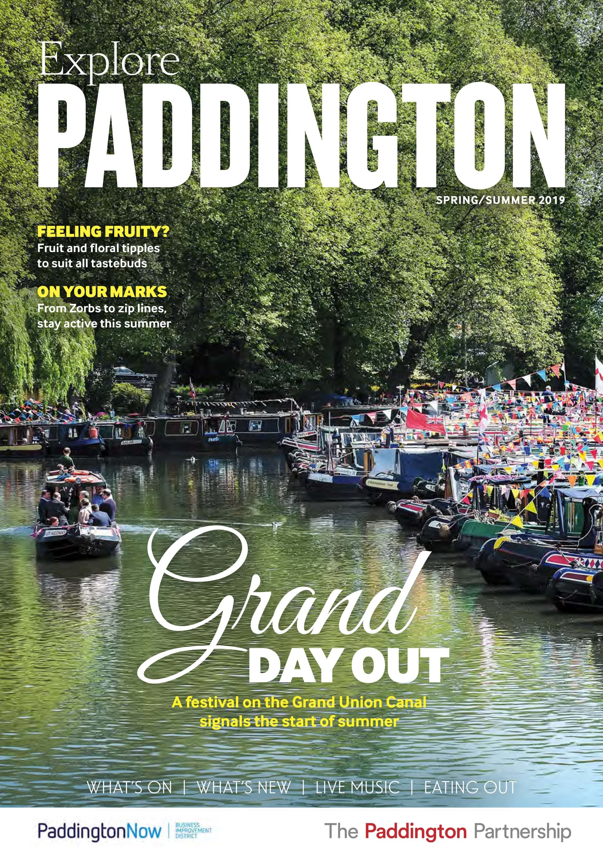 Explore Paddington, Spring/Summer 2019